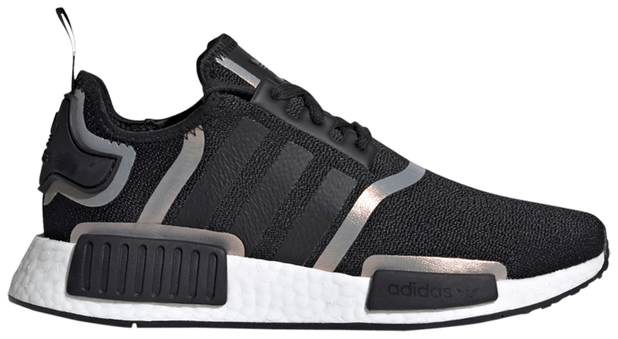 Tênis Adidas NMD_R1 Black Iridescent