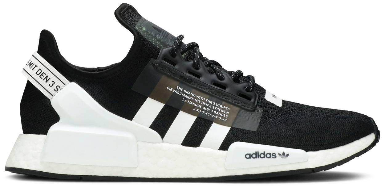 Tênis Adidas NMD_R1 Core Black