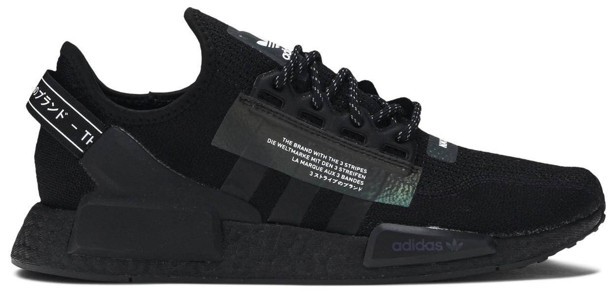Tênis Adidas NMD_R1 V2 Carbon