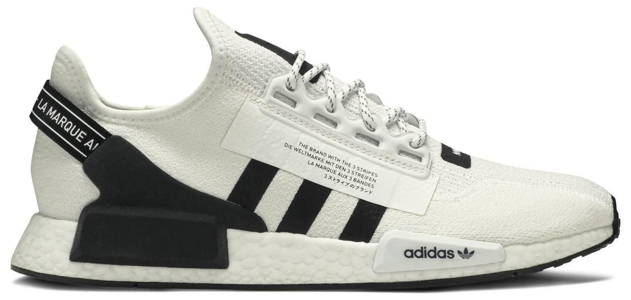Tênis Adidas NMD_R1 V2 Footwear White