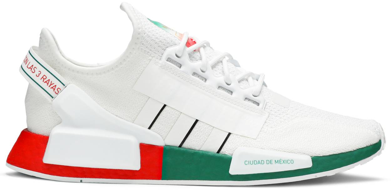 Tênis Adidas NMD_R1 V2 United By Sneakers - Mexico City