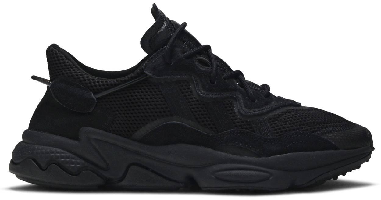 Tênis Adidas Ozweego Black Carbon