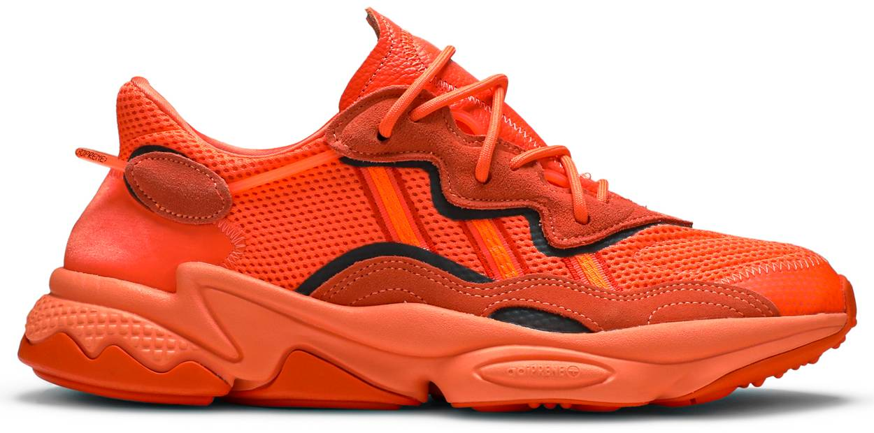 Tênis Adidas Ozweego Bold Orange