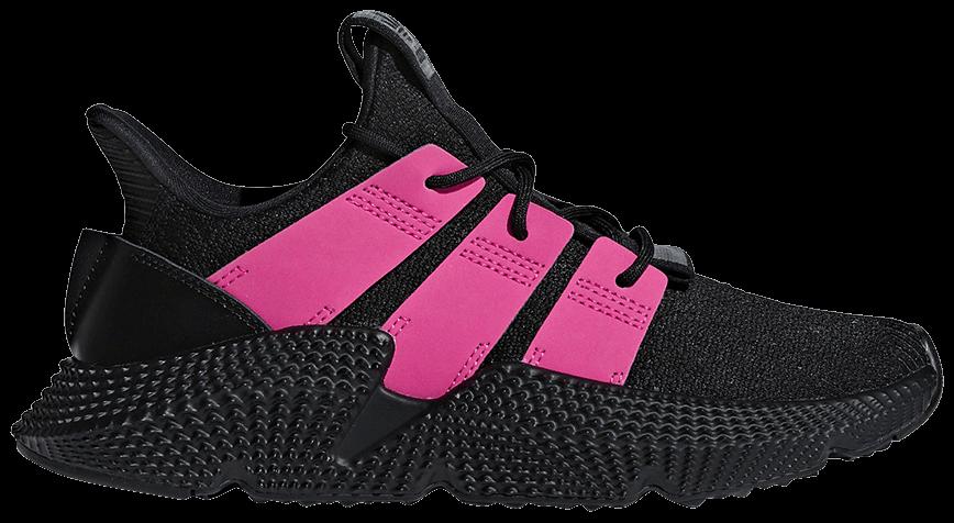 Tênis Adidas Prophere Black Shock Pink