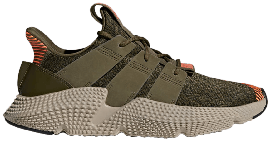 Tênis Adidas Prophere Trace Olive