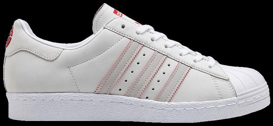 Tênis Adidas Superstar 80s CNY