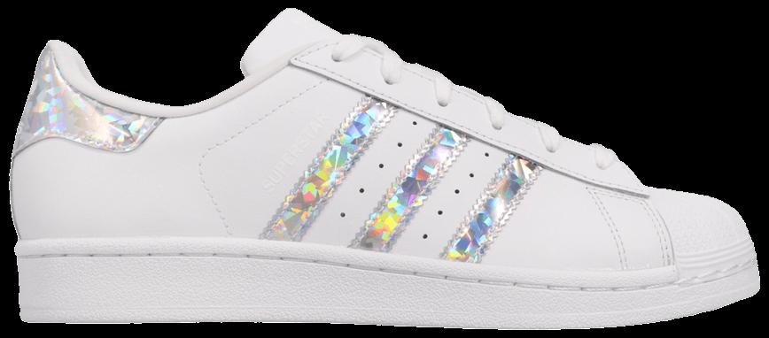 Tênis Adidas Superstar J Footwear White
