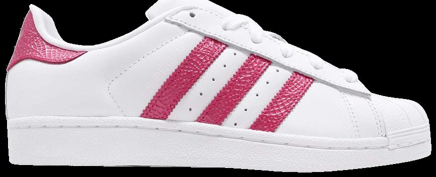 Tênis Adidas Superstar Pink