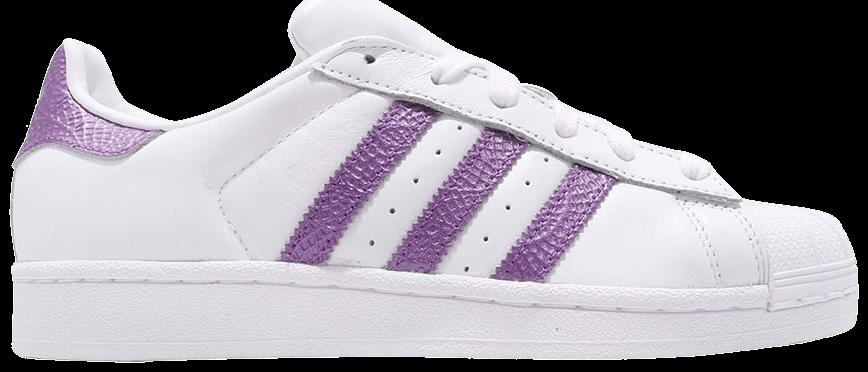 Tênis Adidas Superstar Purple