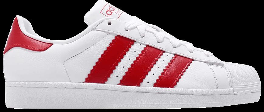 Tênis Adidas Superstar Scarlet