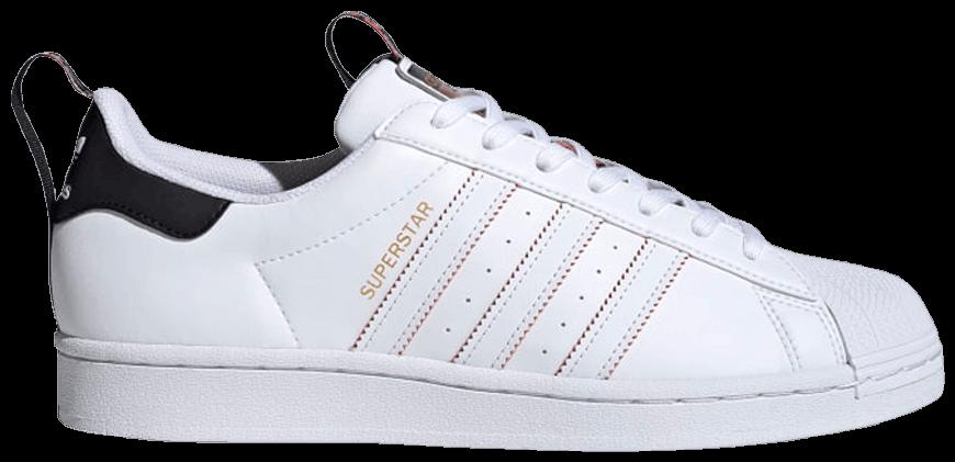 Tênis Adidas Superstar White