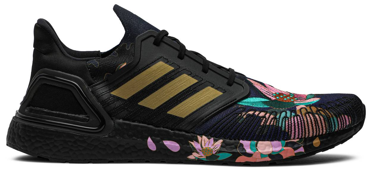 Tênis Adidas UltraBoost 20 Chinese New Year - Flora