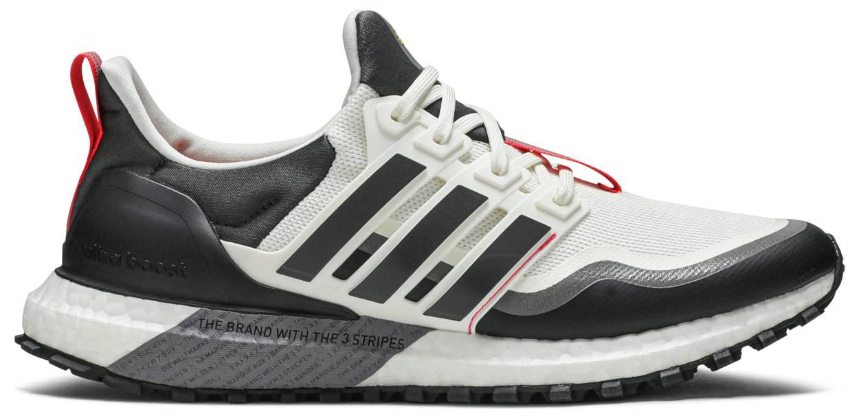 Tênis Adidas UltraBoost All Terrain Off White Grey Black
