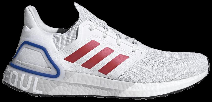 Tênis Adidas UltraBoost 20 City Pack - Seul