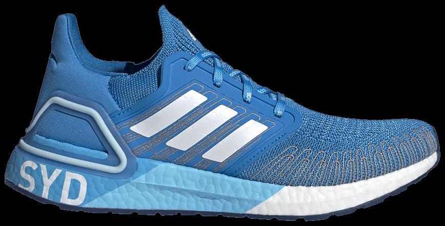 Tênis Adidas UltraBoost 20 City Pack - Sydney