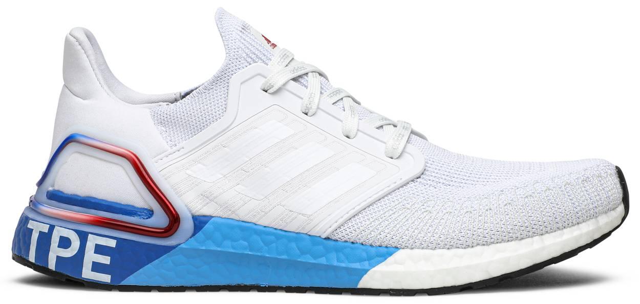 Tênis Adidas UltraBoost 20 City Pack - Taipei