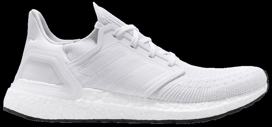 Tênis Adidas UltraBoost 20 Consortium Triple White