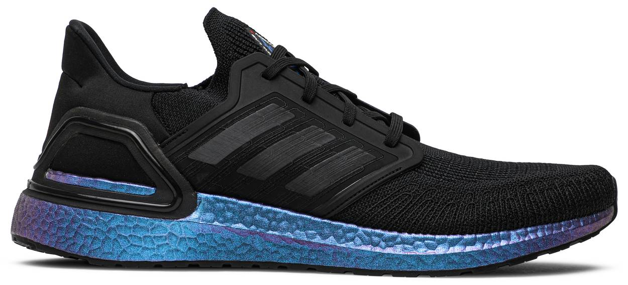 Tênis Adidas UltraBoost 20 ISS US National Lab - Core Black