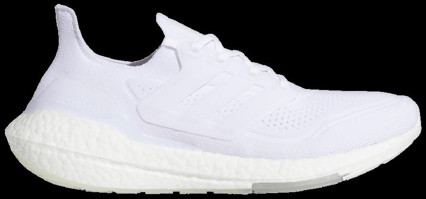 Tênis Adidas Ultraboost 21 Cloud White