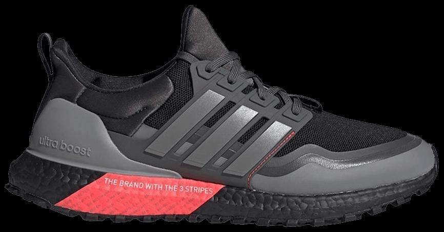 Tênis Adidas UltraBoost All Terrain Shock Red