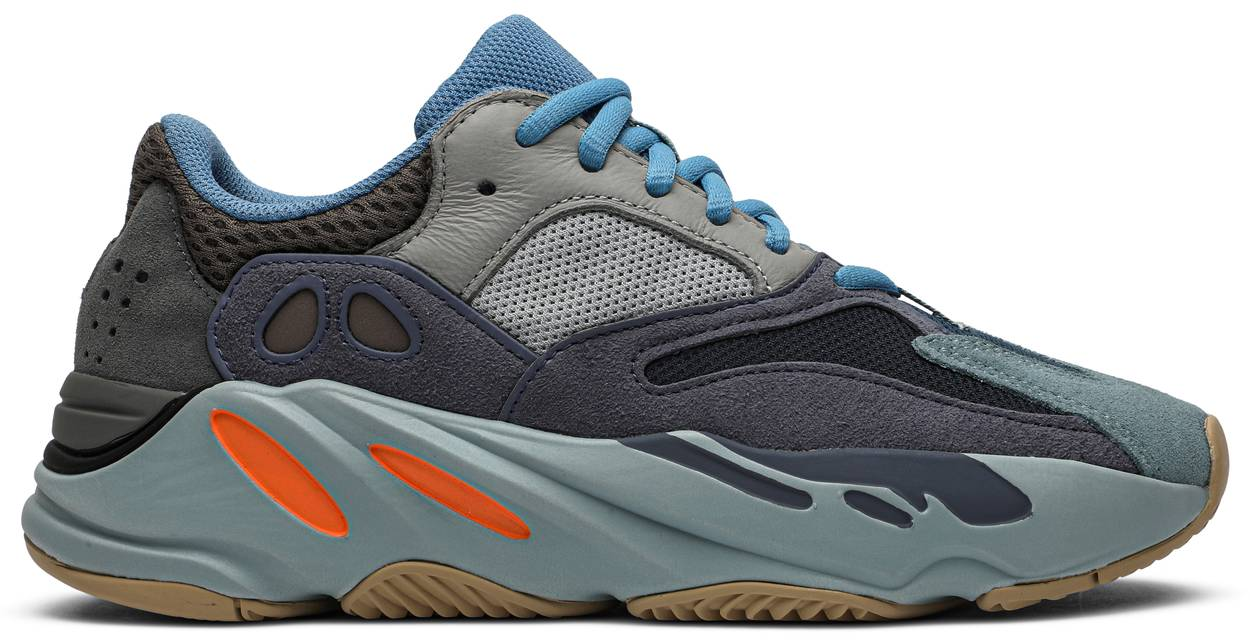 Tênis Adidas Yeezy 700 Carbon Blue