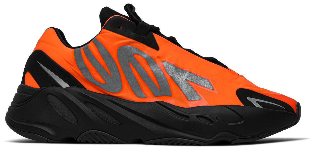 Tênis Adidas Yeezy 700 MNVN Orange