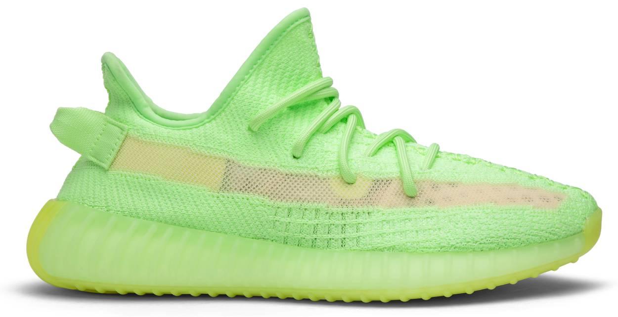 Tênis Adidas Yeezy Boost 350 V2 GID Glow