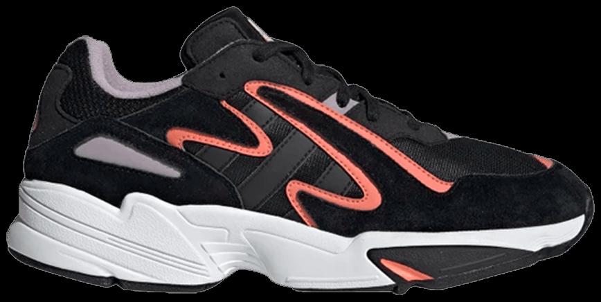Tênis Adidas Yung-96 Chasm Black Coral