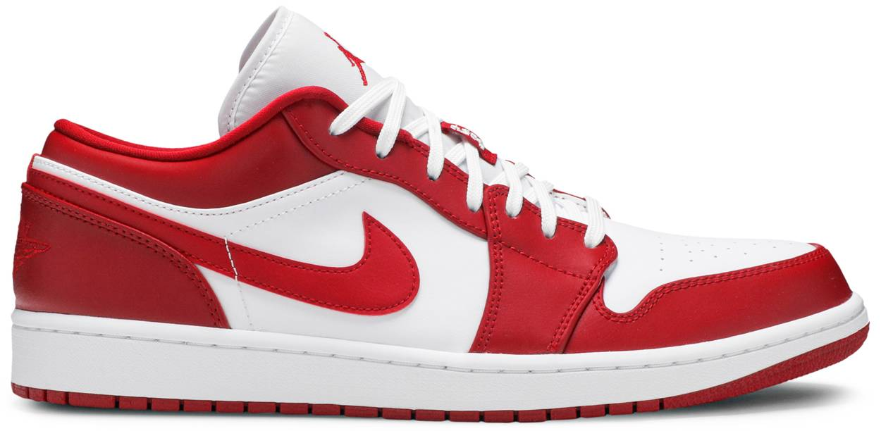 Tênis Air Jordan 1 Low Gym Red