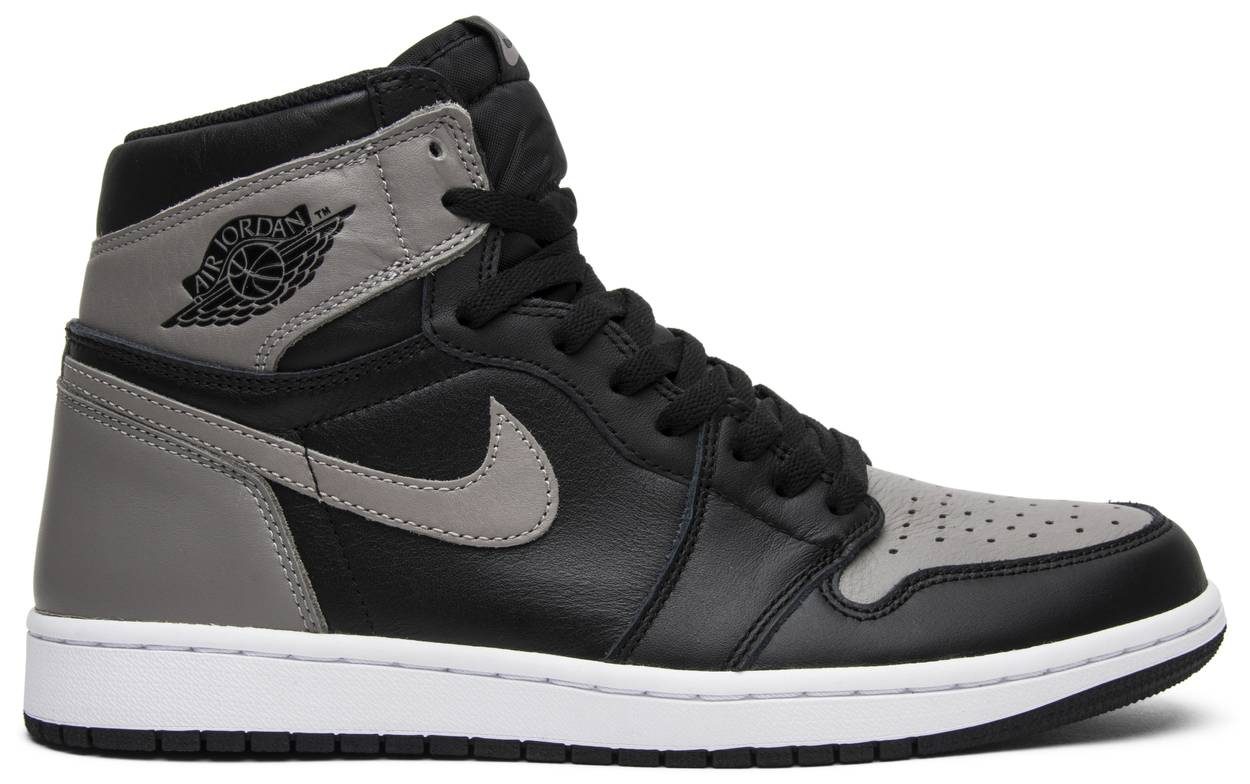 Tênis Air Jordan 1 Retro High OG Shadow 2018