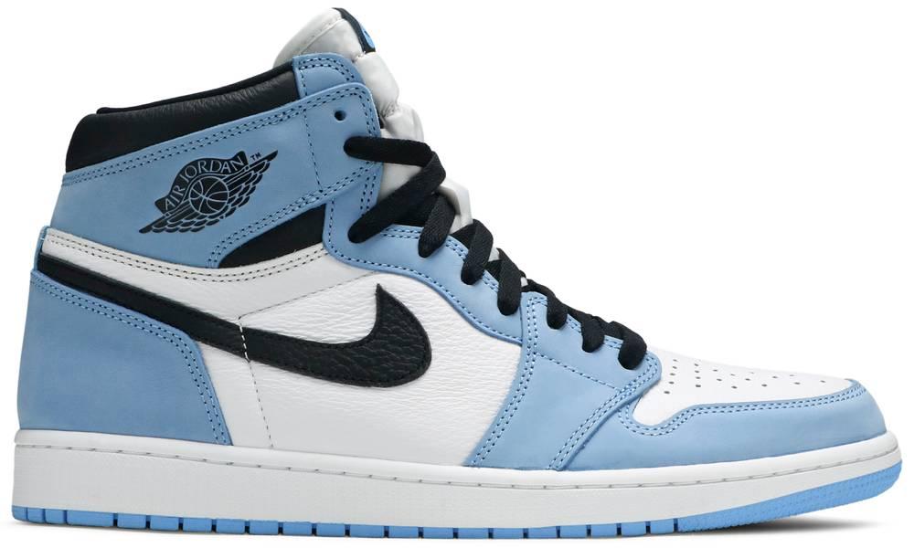 Tênis Air Jordan 1 Retro High OG University Blue