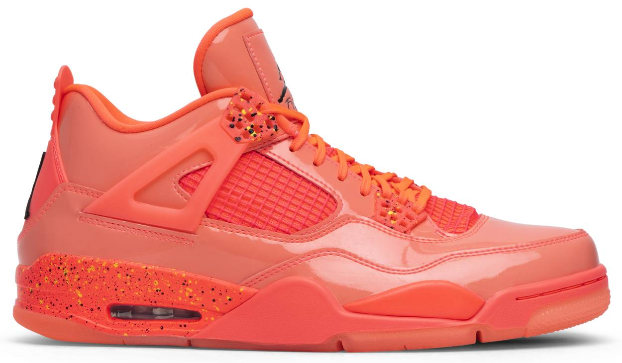 Tênis Air Jordan 4 Retro NRG Hot Punch