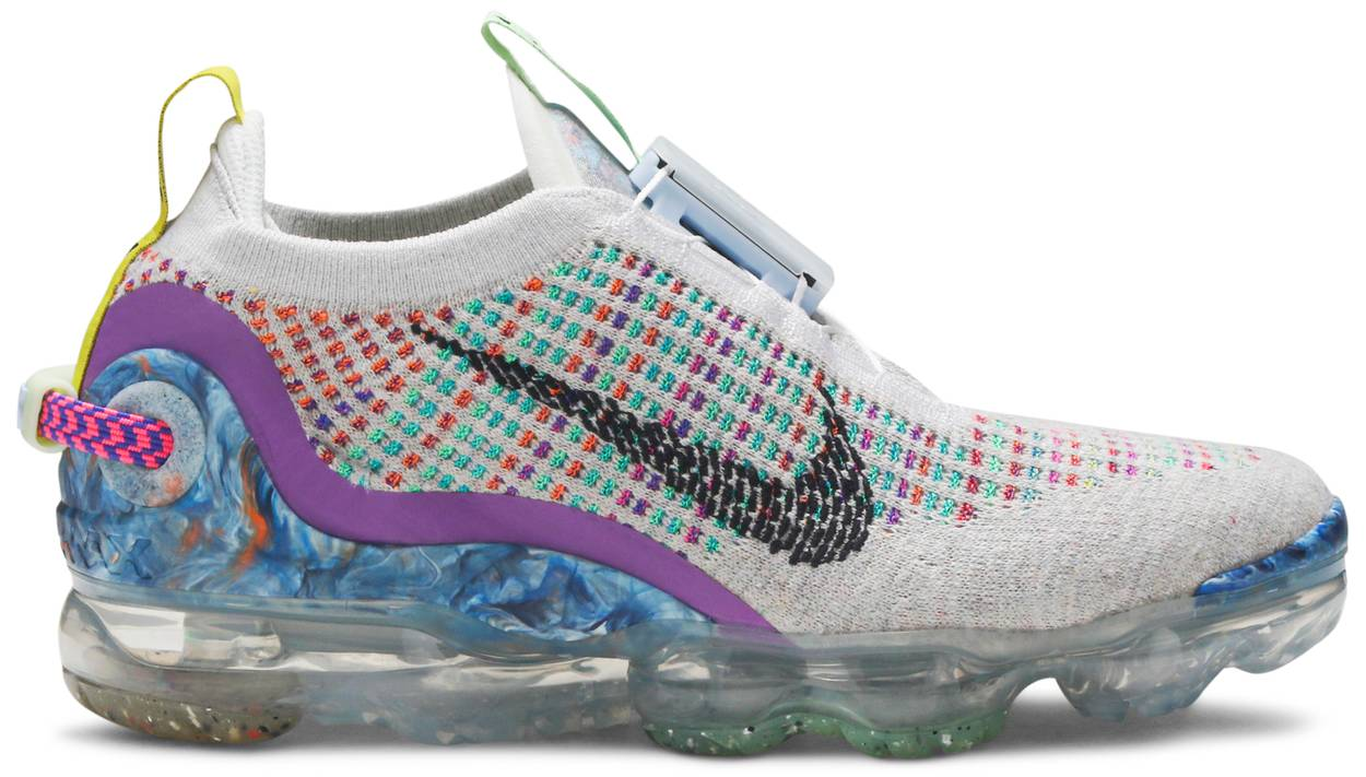 Tênis Nike Air VaporMax 2020 Flyknit Multi-Color