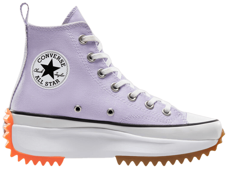 Tênis Converse Run Star Hike Sunblocked - Moonstone Violet