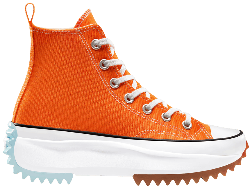 Tênis Converse Run Star Hike Sunblocked - Total Orange