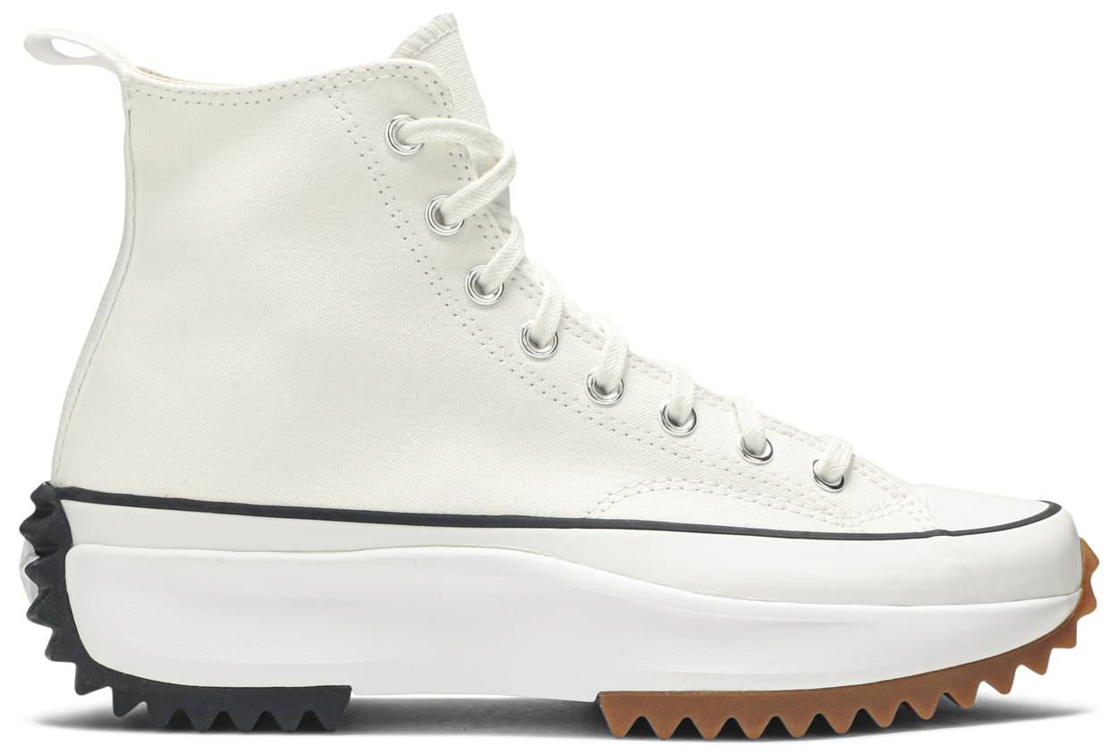 Tênis Converse Run Star Hike White Black Gum