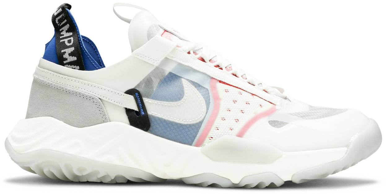 Tênis Jordan Delta Breathe Tech White