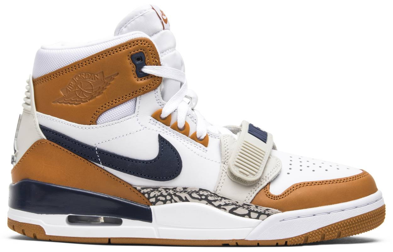 Tênis Just Don x Jordan Legacy 312 Medicine Ball