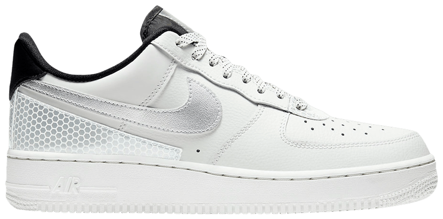 Tênis Nike 3M x Air Force 1 White