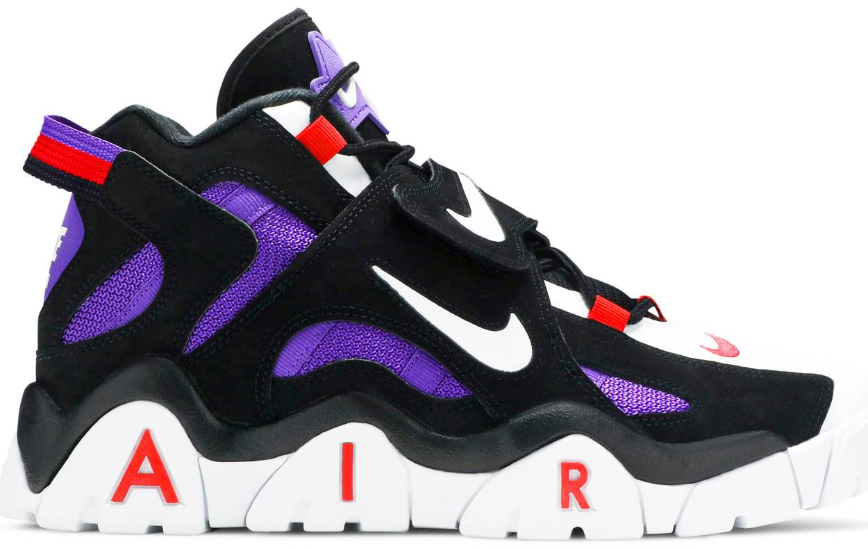 Tênis Nike Air Barrage Mid Raptors