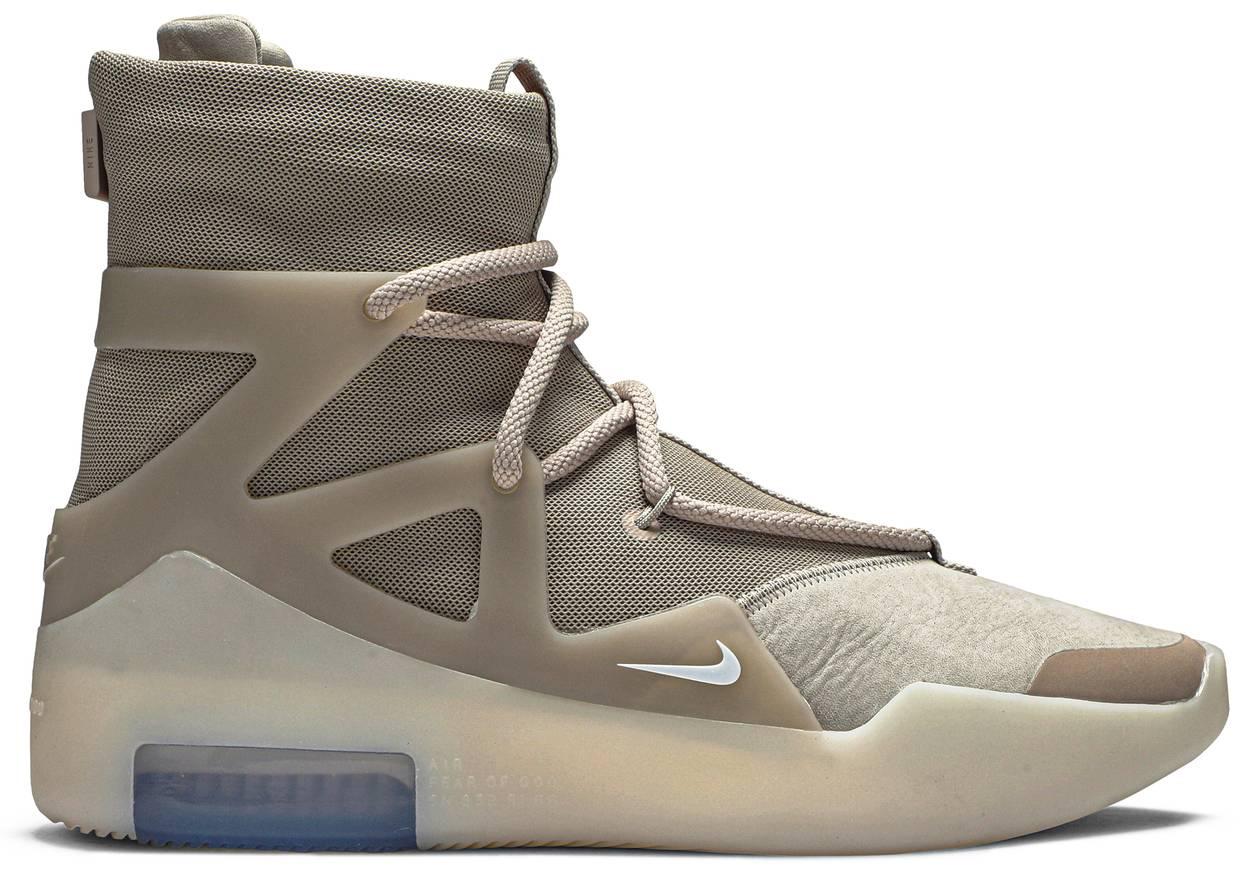 Tênis Nike Air Fear Of God 1 Oatmeal