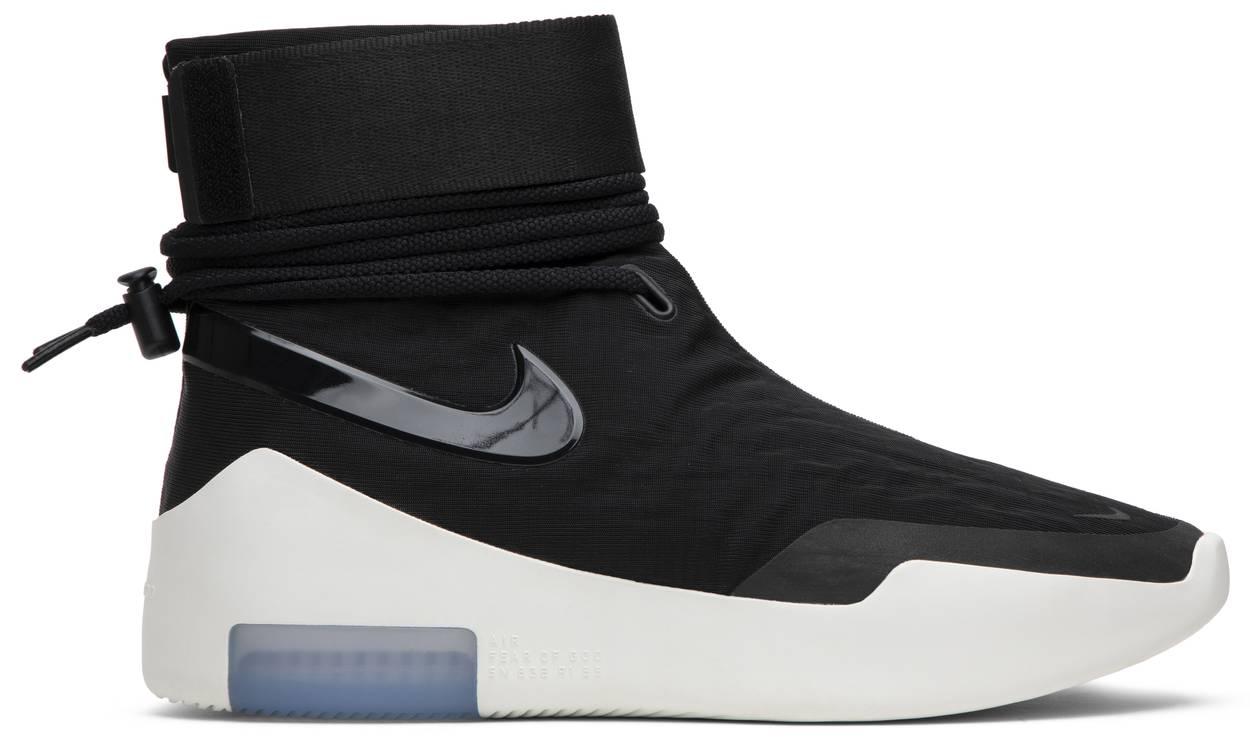 Tênis Nike Air Fear Of God SA Black