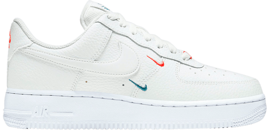 Tênis Nike Air Force 1 '07 Essential Summit White Solar Red