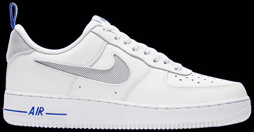 Tênis Nike Air Force 1 '07 LV8 Cut Out - White