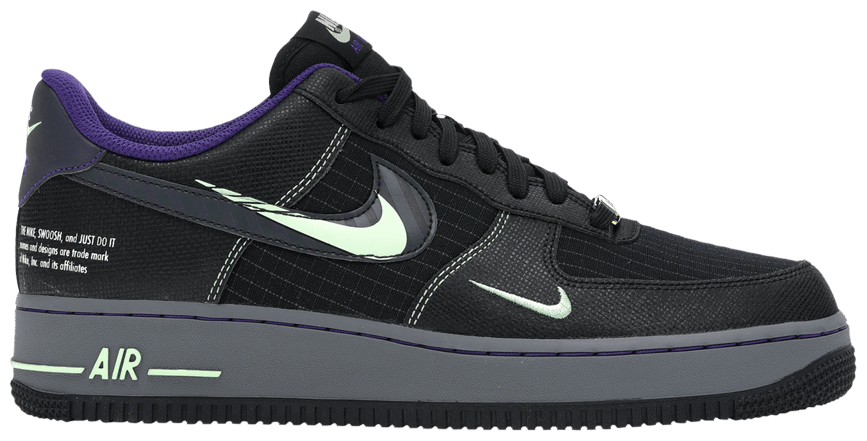Tênis Nike Air Force 1 '07 LV8 Low Future Swoosh