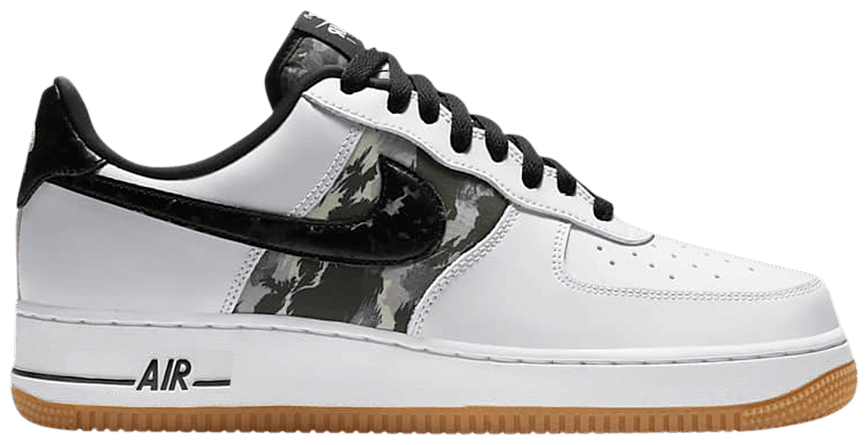 Tênis Nike Air Force 1 07 LV8 Pacific Northwest Camo