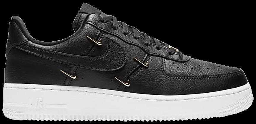 Tênis Nike Air Force 1 '07 LX Sisterhood - Black Metallic Gold