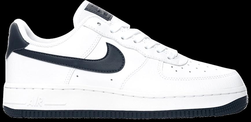 Tênis Nike Air Force 1 '07 White Obsidian