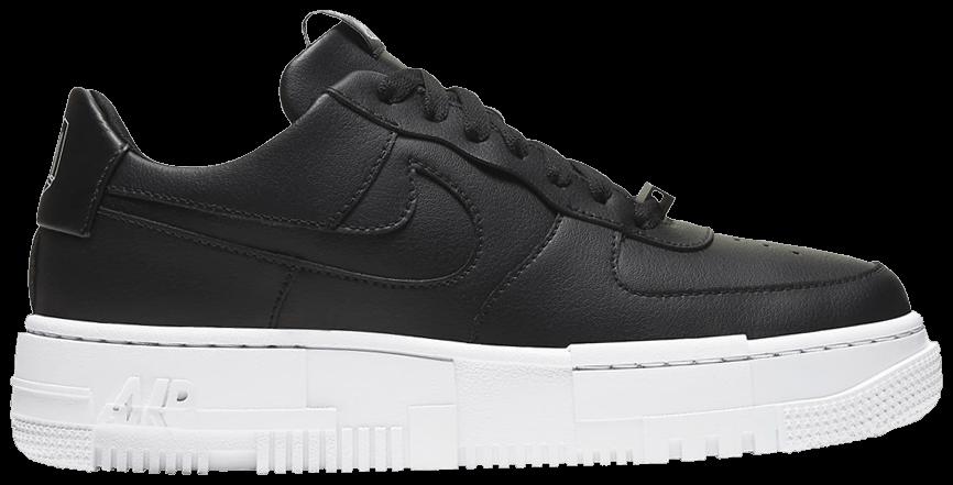 Tênis Nike Air Force 1 Pixel Black