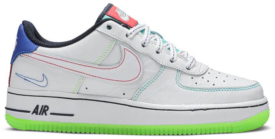 Tênis Nike Air Force 1 BS Outside the Lines